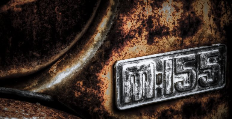 Mercury Grain Truck Badge - Manning, Alberta 2
