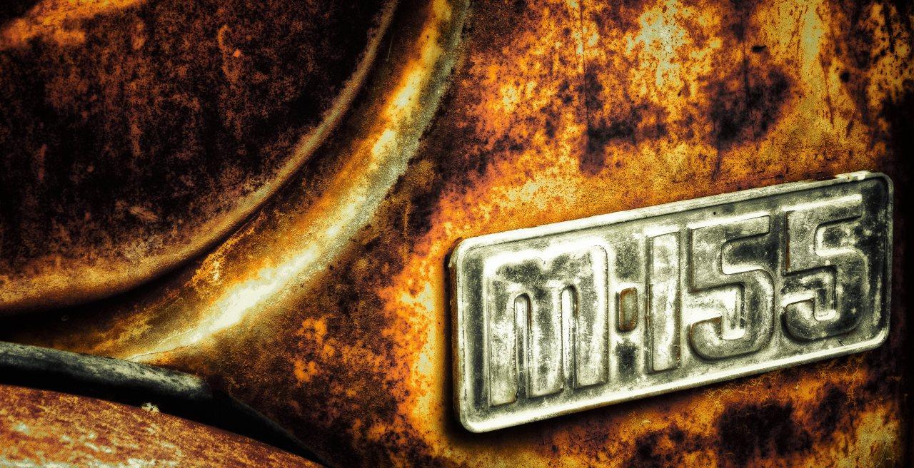 Mercury Grain Truck Badge - Manning, Alberta 3