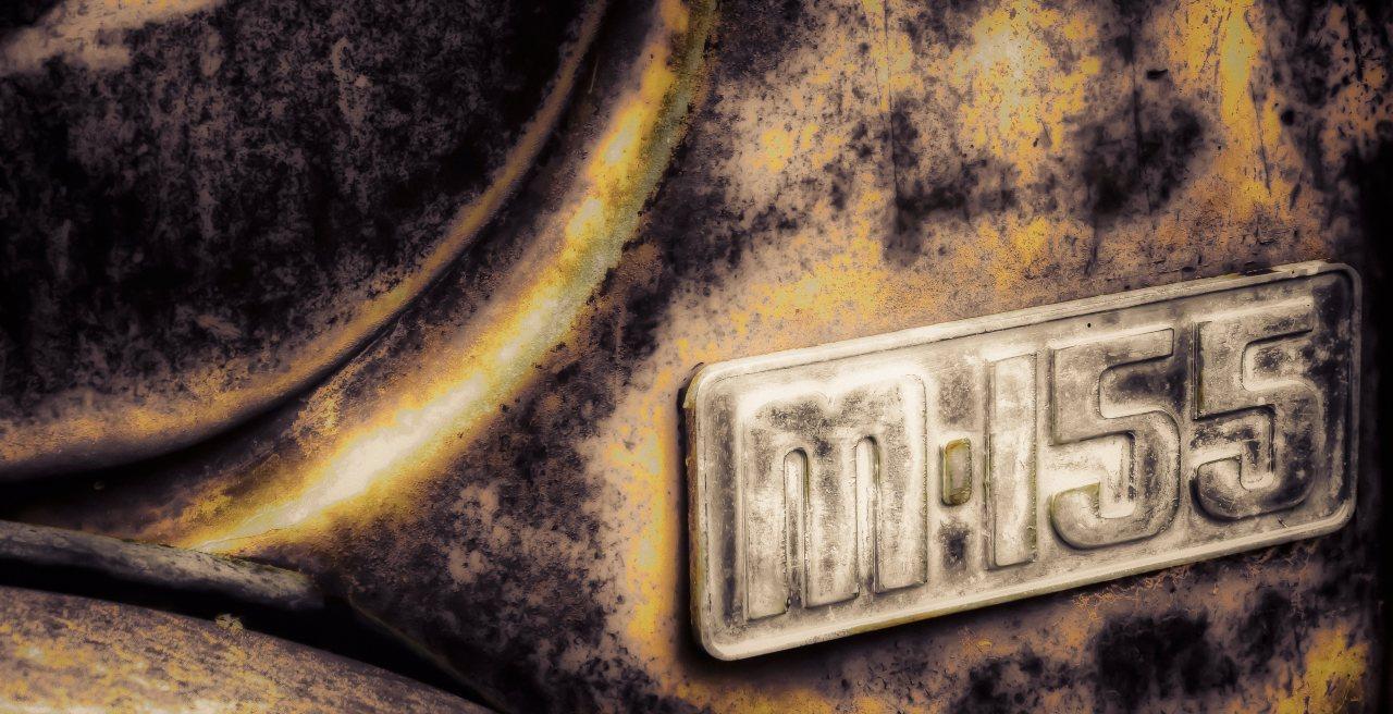 Mercury Grain Truck Badge - Manning, Alberta 4