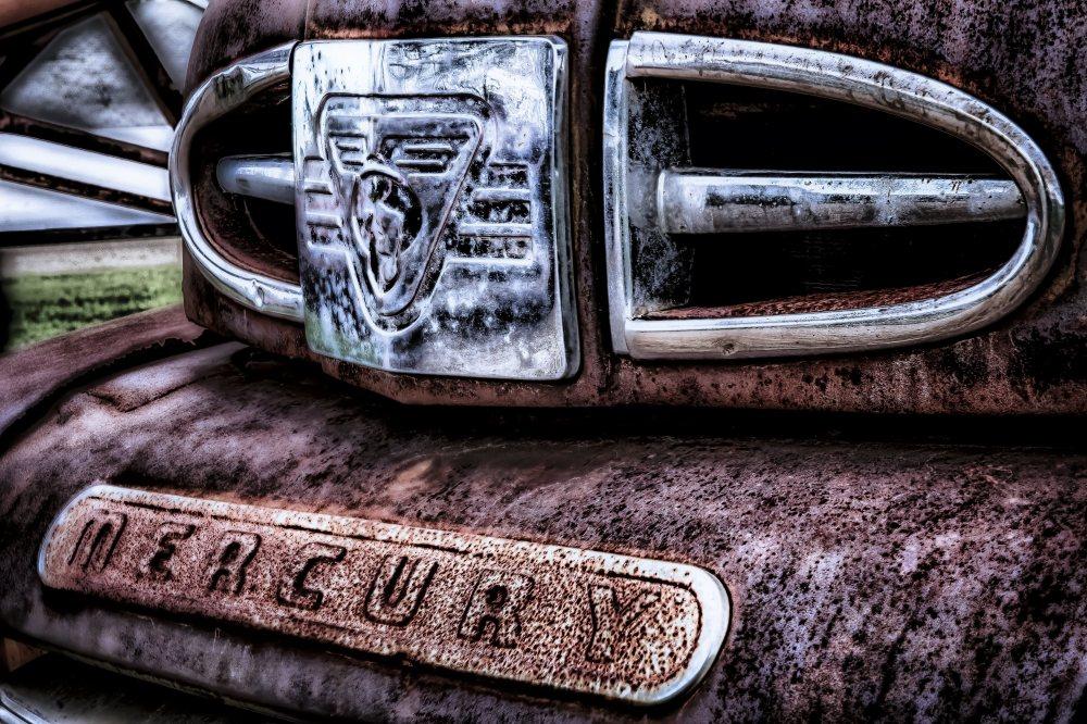 Mercury Grain Truck - Manning, Alberta 1