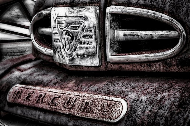 Mercury Grain Truck - Manning, Alberta 2