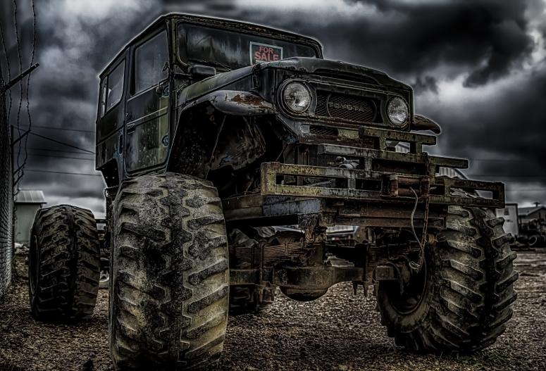 ATS Customs - Mud Bogger - High Level, Alberta 2