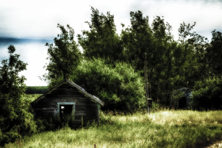 Store Shed - Smoky River, Alberta