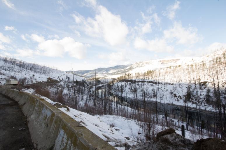 3 McLure, British Columbia - HDR Raw  +1 Stop