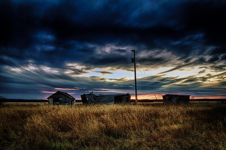 4 Former Farm - Manning, Alberta 1