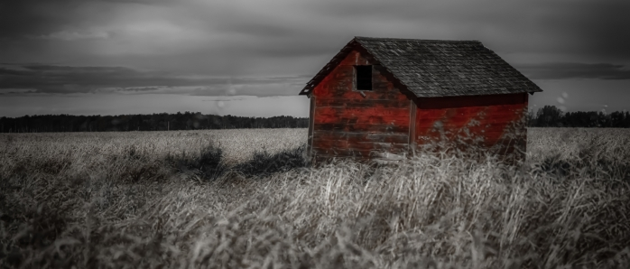 Grain Bin - Dixonville, Alberta 2