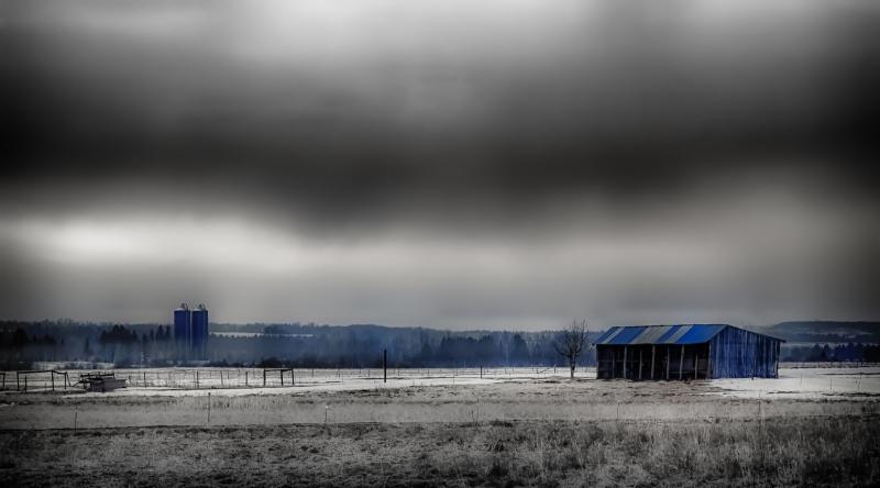 Harvestor Silos - Rimbey, Alberta 1
