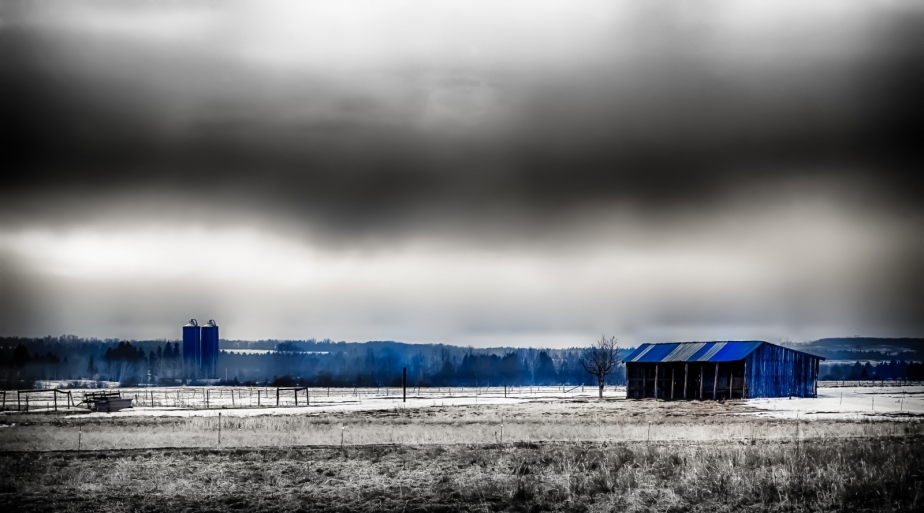 Harvestor Silos - Rimbey, Alberta 2