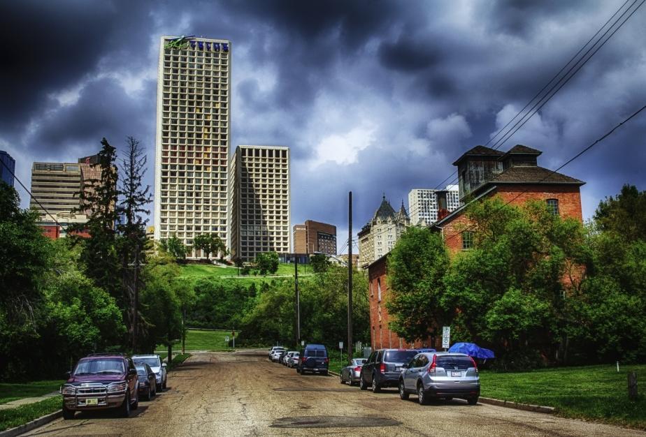 Telus Tower - Edmonton, Alberta