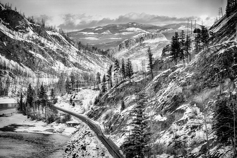Valley - McLure, British Columbia 1