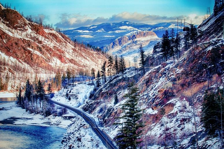 Valley - McLure, British Columbia 2