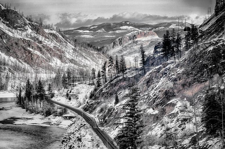Valley - McLure, British Columbia 3