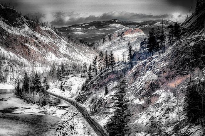 Valley - McLure, British Columbia 4