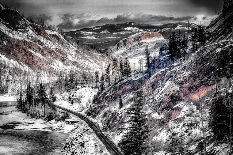 Valley - McLure, British Columbia 5