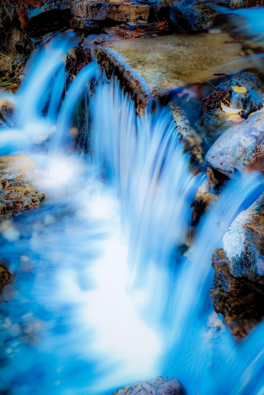 Water Lens - Kananaskis, Alberta 1