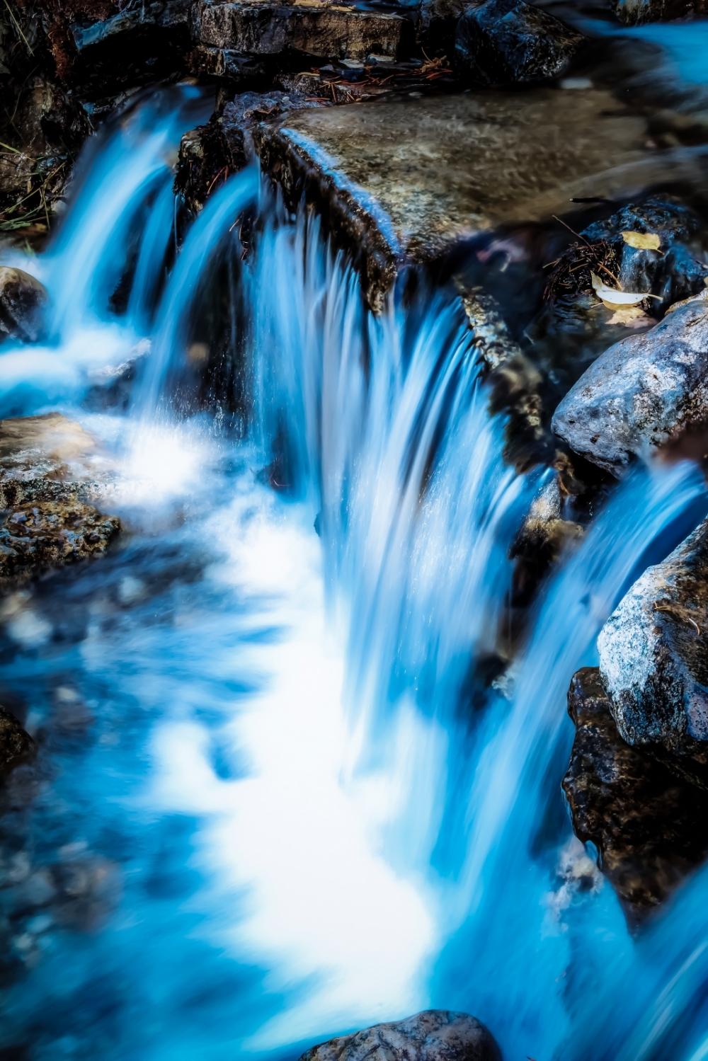 Water Lens - Kananaskis, Alberta 2