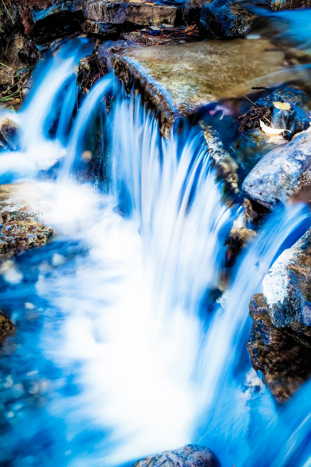 Water Lens - Kananaskis, Alberta 3