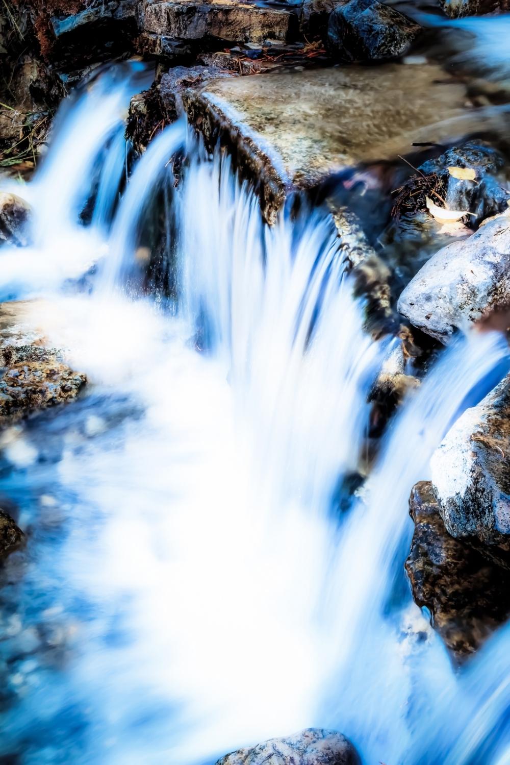 Water Lens - Kananaskis, Alberta 4