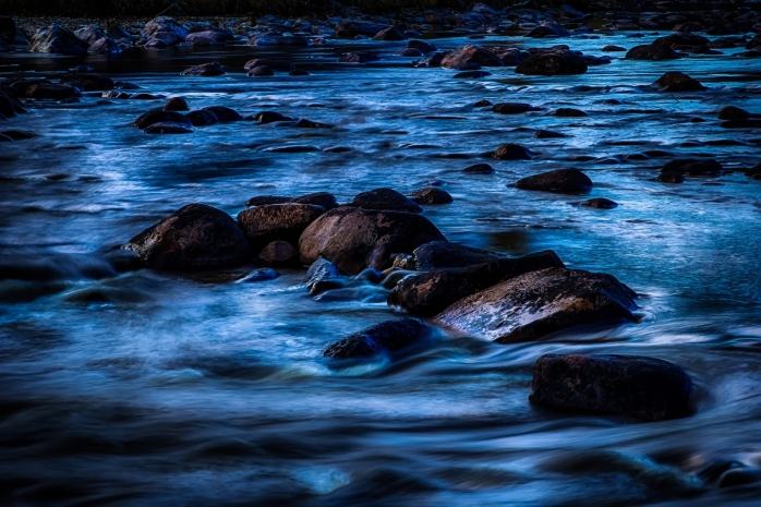 Along the Meikle River - Manning, Alberta 2