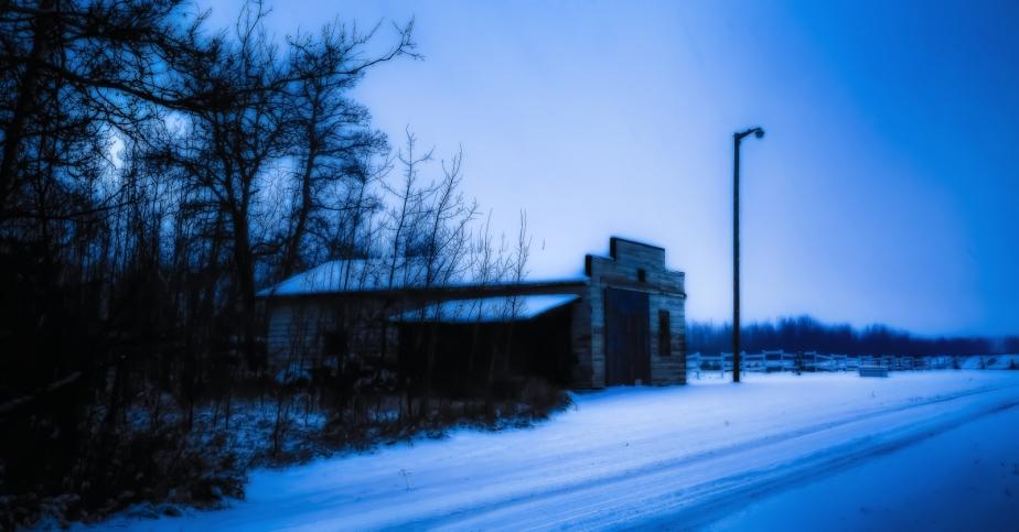 Farm Shop - Blumenort, Alberta
