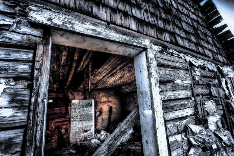 Storehouse - St Louis Catholic Mission - Buttertown, Alberta 1