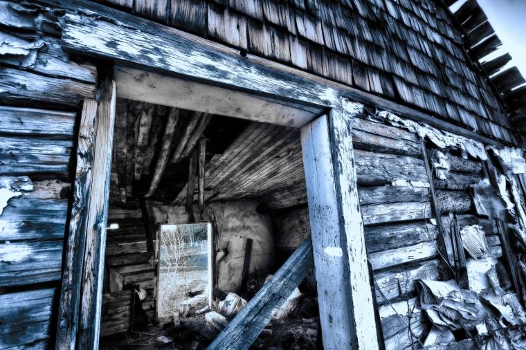 Storehouse - St Louis Catholic Mission - Buttertown, Alberta 3
