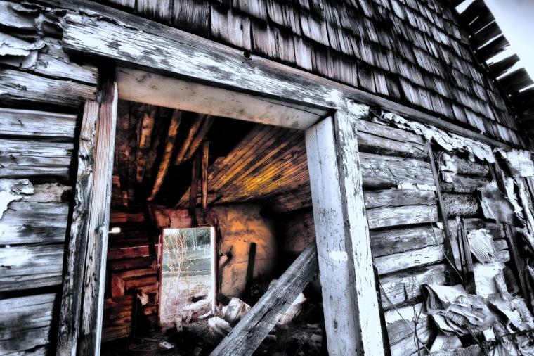 Storehouse - St Louis Catholic Mission - Buttertown, Alberta 4