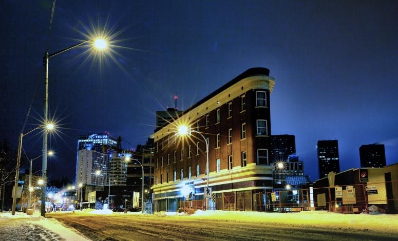 Jasper Avenue Apartment - Edmonton, Alberta 1