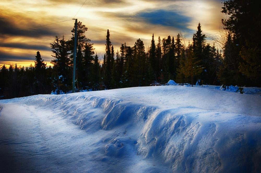 Watt Mountain - High Level, Alberta 1