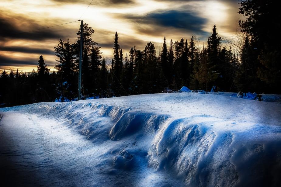 Watt Mountain - High Level, Alberta 2