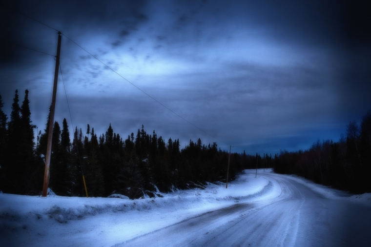 Watt Mountain - High Level, Alberta 6
