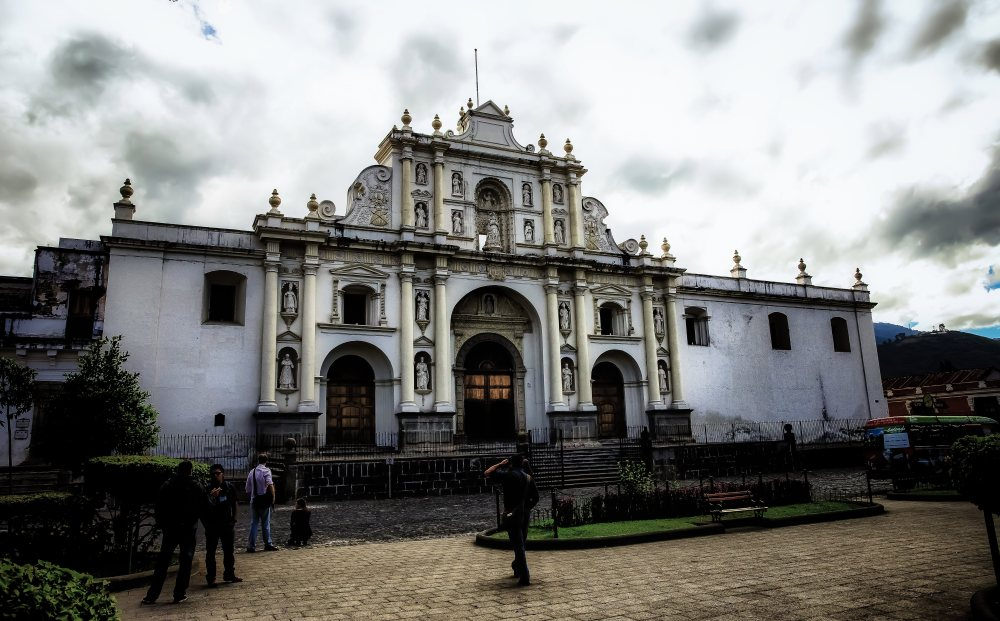 Antigua Cathedral - 1
