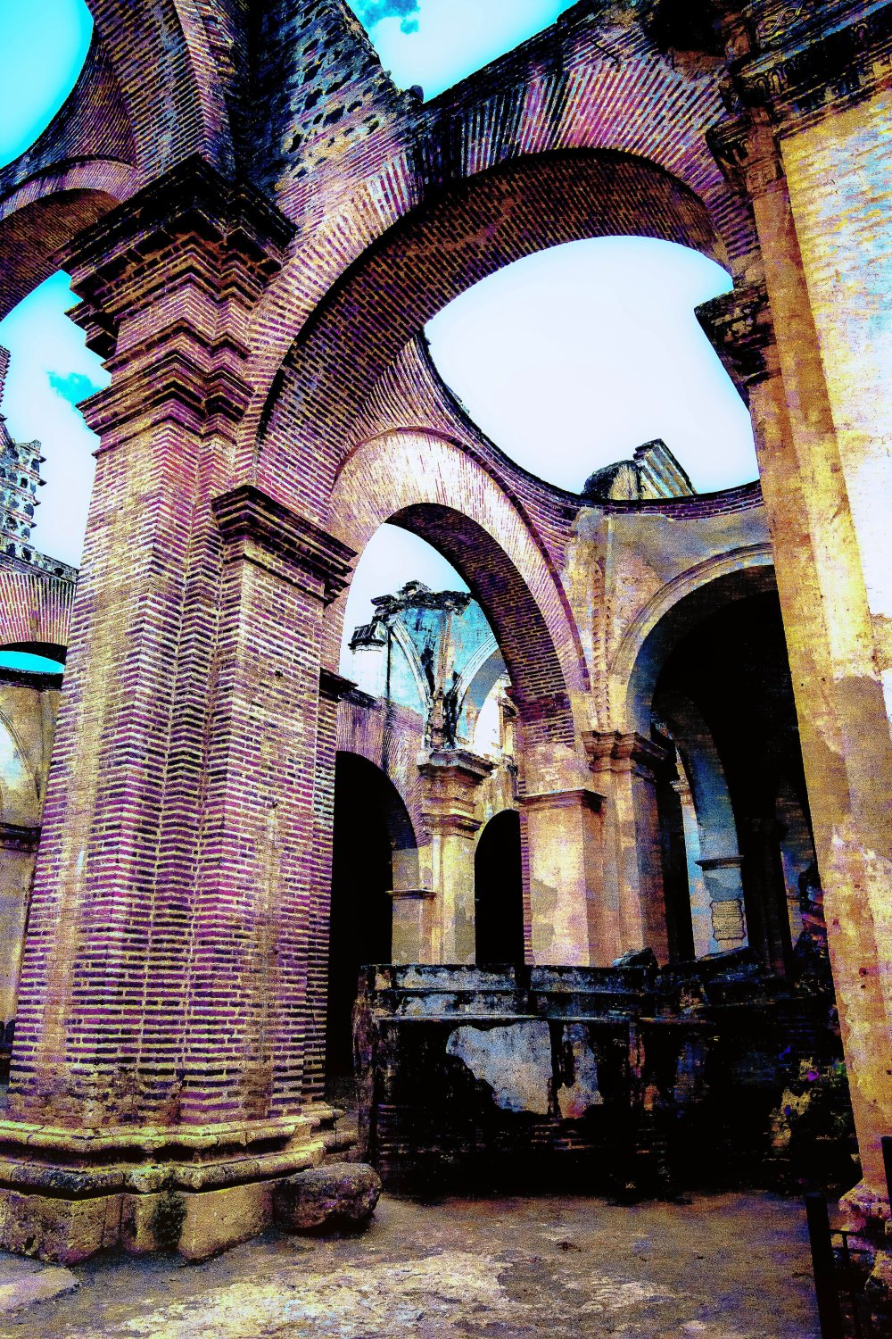 Antigua Cathedral - 3