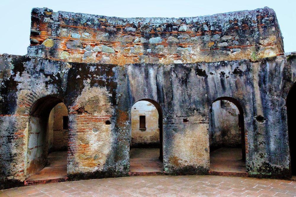 Convent Architecture - Antigua 2