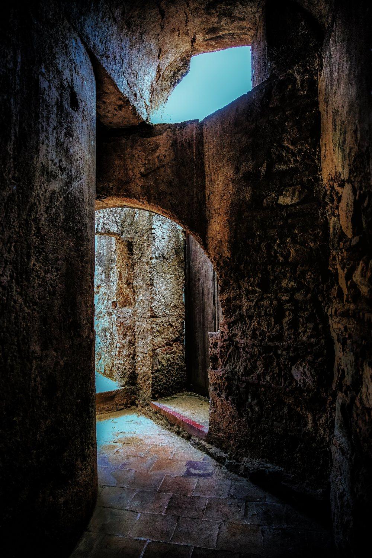 Convent Corridors - Antigua