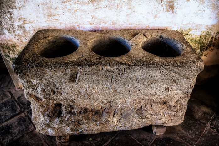 Convent Wash Basins - Antigua