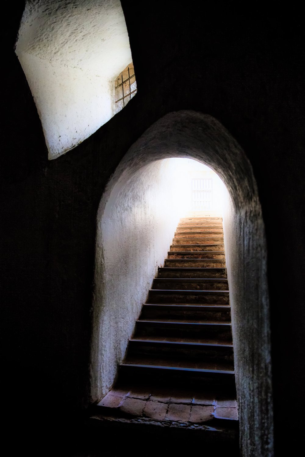 Echo Chamber Entrance - Antigua Convent