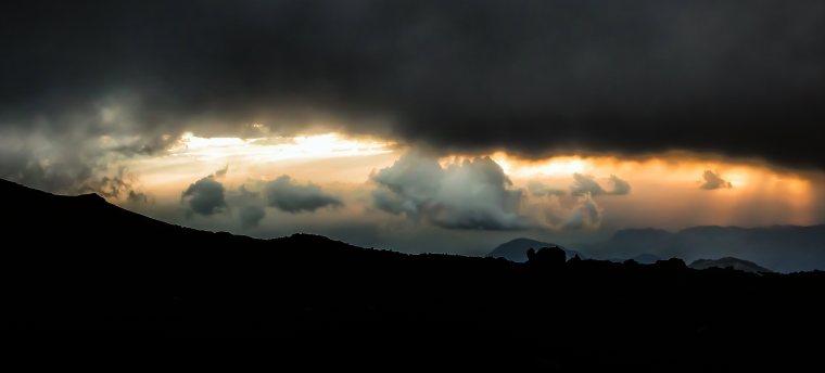 Volcano Weather - Guatemala City 2