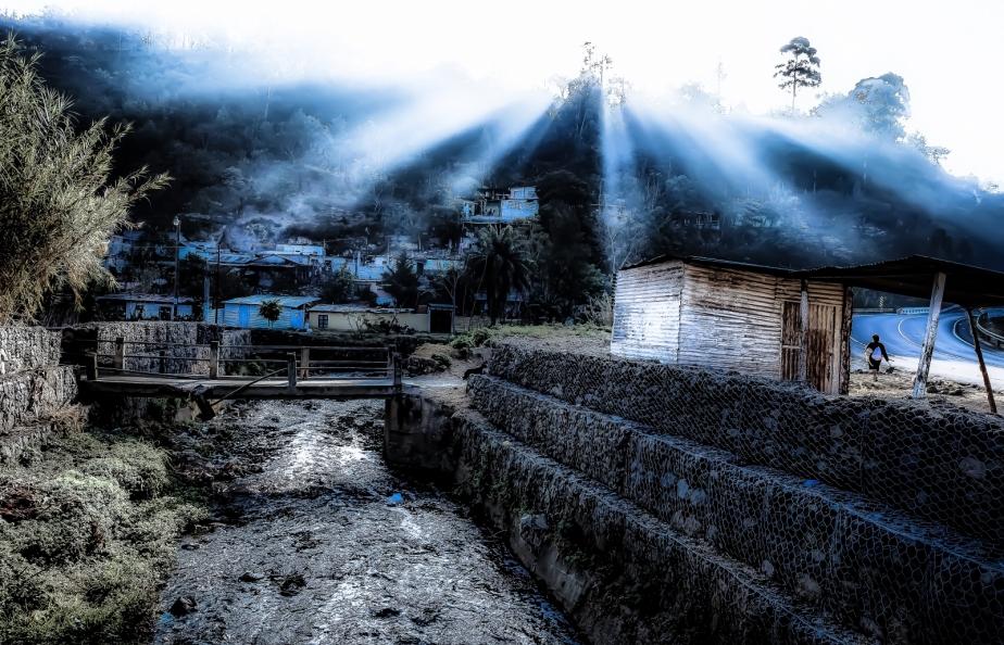 Mists - El Tizate, Guatemala 1