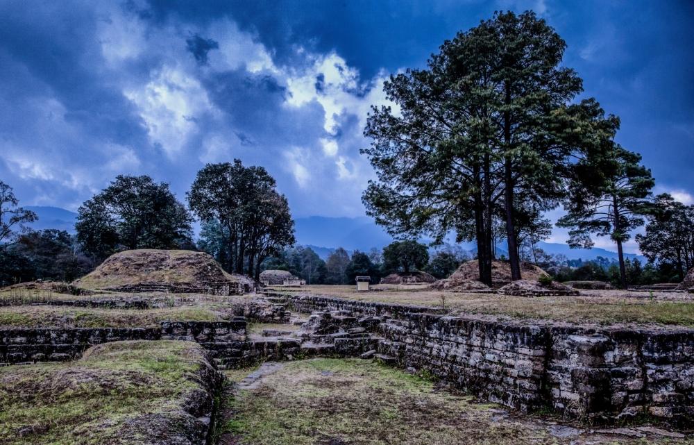 Iximche, Guatemala 6