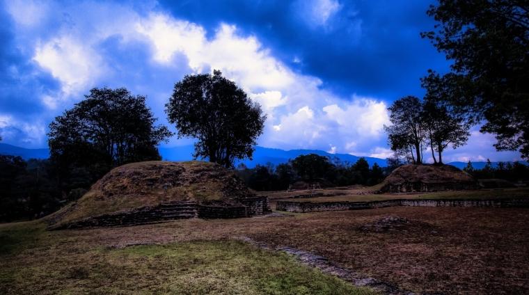Iximche, Guatemala 7