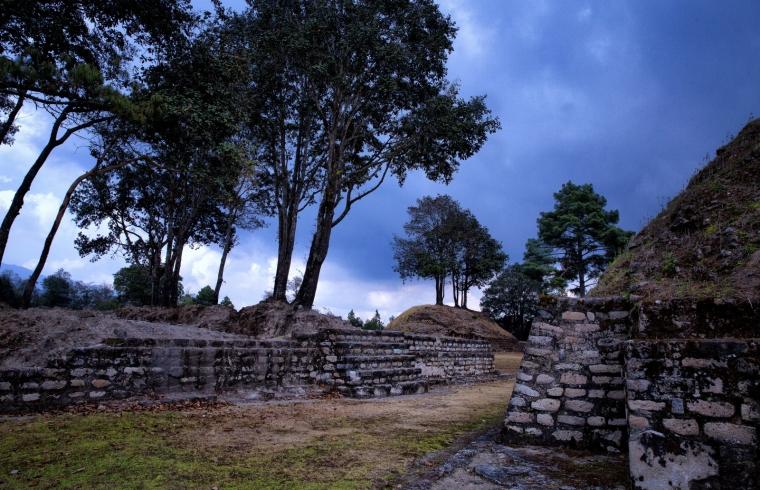 Iximche, Guatemala 8