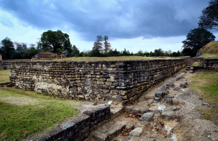 Iximche, Guatemala 9