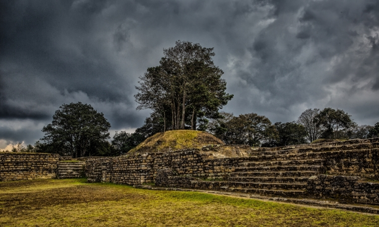 Iximche, Guatemala 10