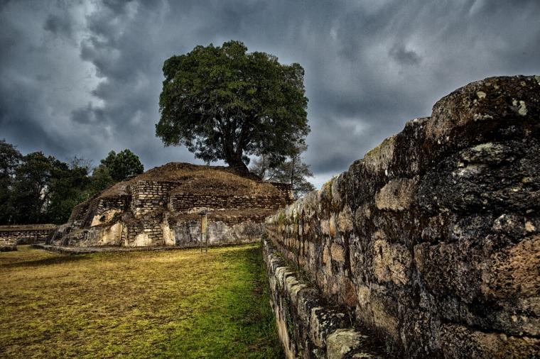 Iximche, Guatemala 11