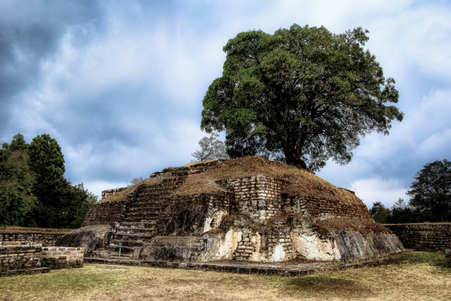 Iximche, Guatemala 12