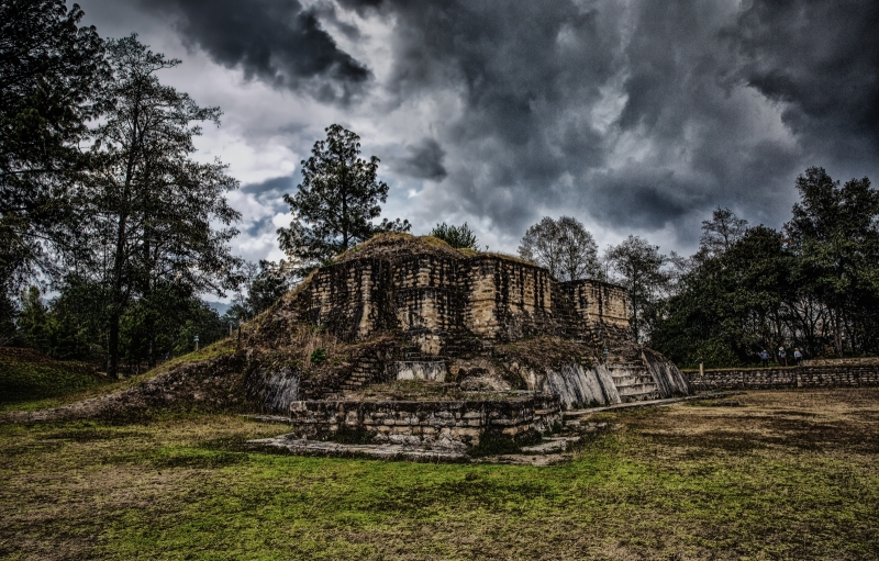 Iximche, Guatemala 13