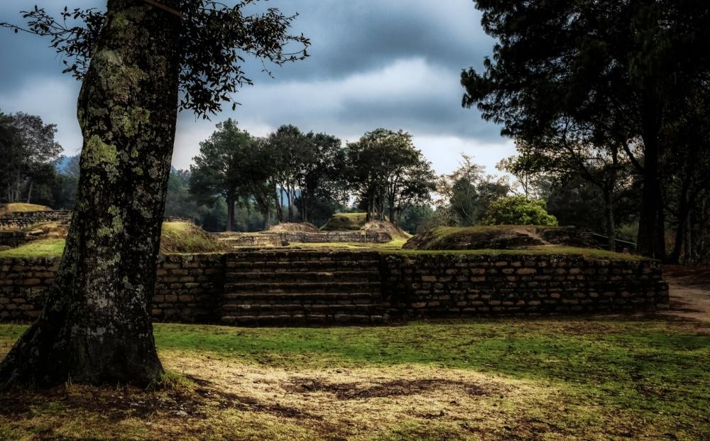 Iximche, Guatemala 14