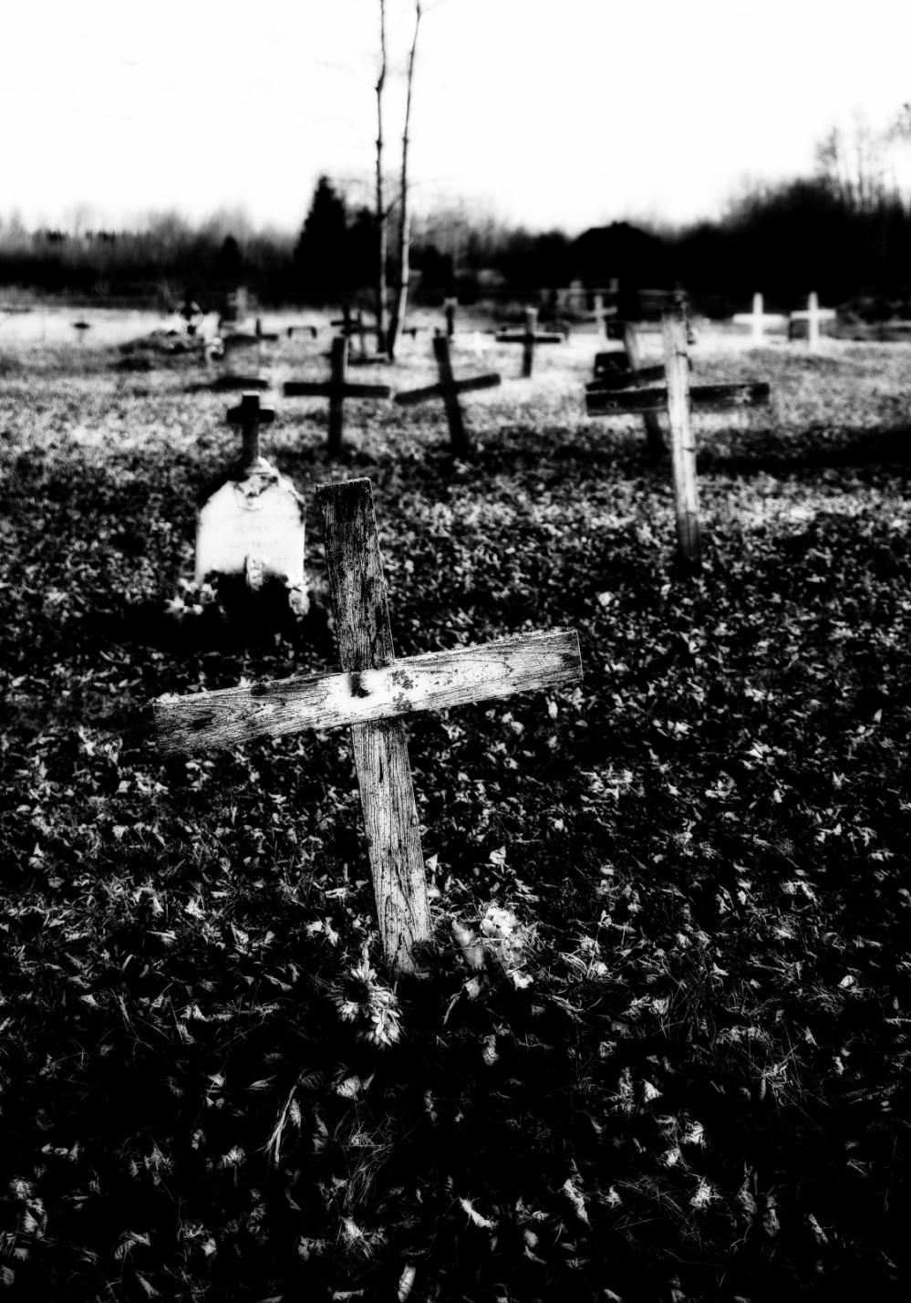 Crosses - Ft Vermilion North Settlement 3