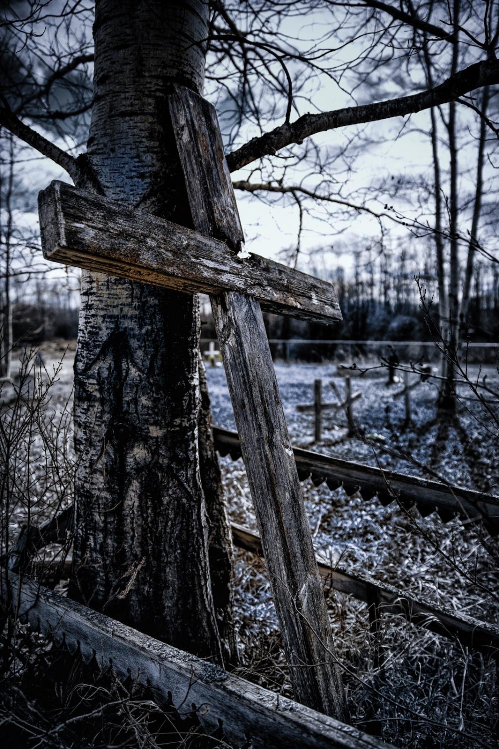 Crosses - Ft Vermilion North Settlement 4